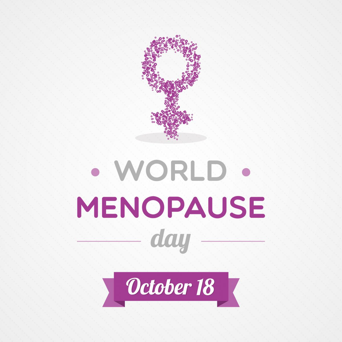 World menopause day. How can you make a difference?