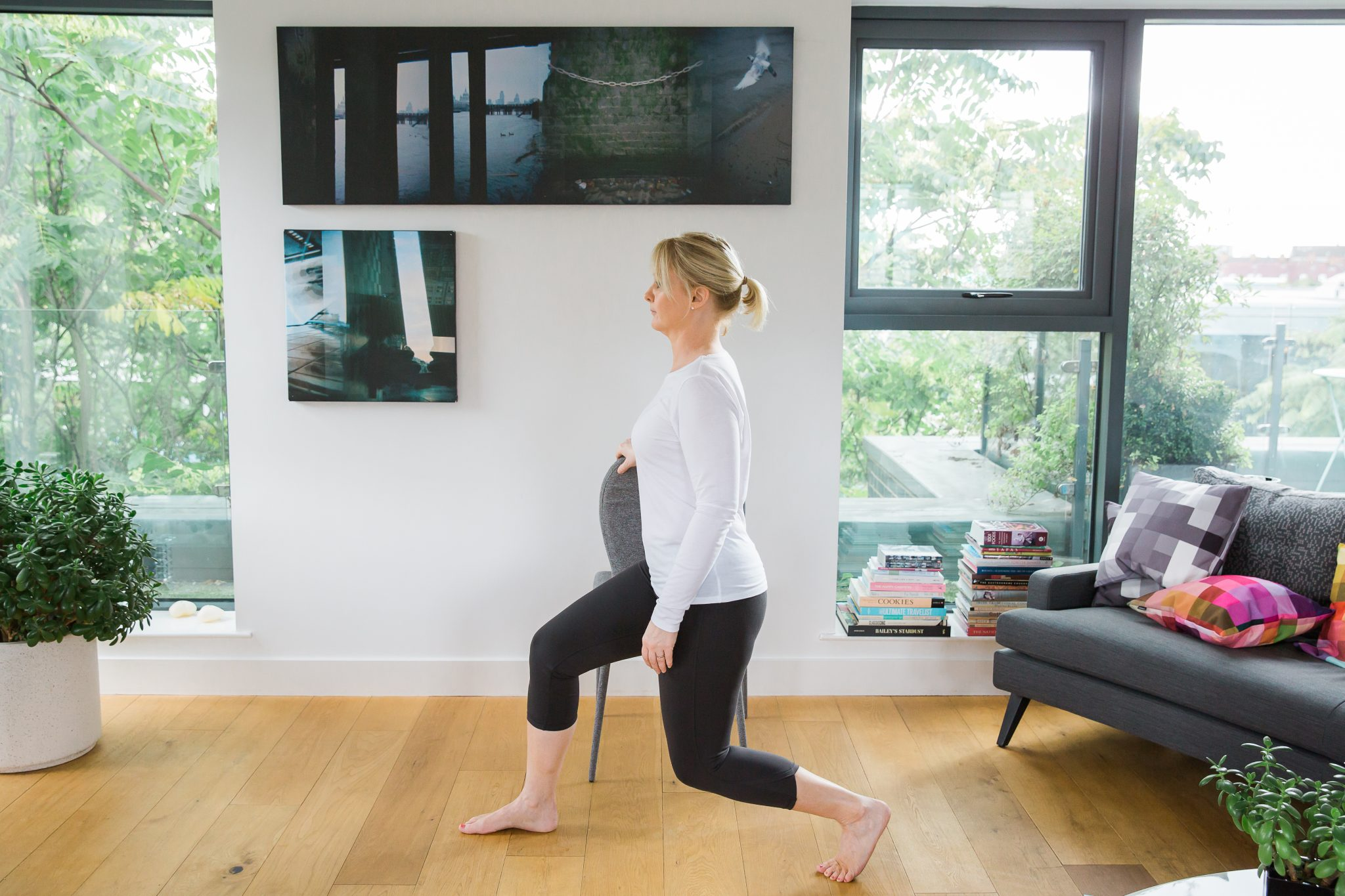 Menopause workout for legs! | Meno and Me | Menopause blog