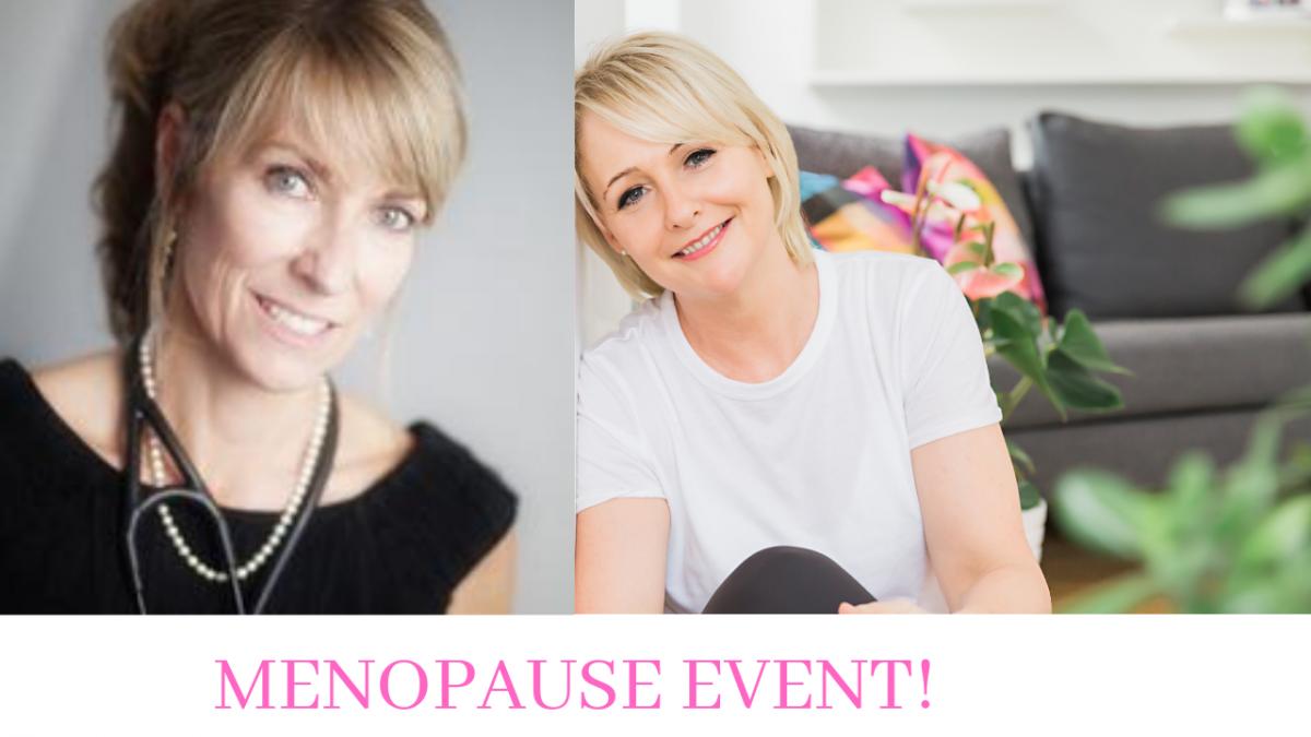 Menopause event!