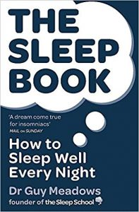 Sleep book to help menopause symptoms